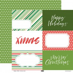 Tommy double face paper – Christmas Cards