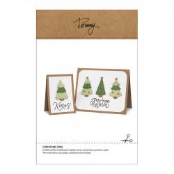 Tommy fustella – Christmas trees