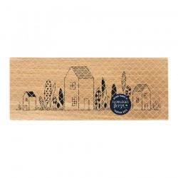 Timbro di legno Florileges Design - MAISONS DU BONHEUR