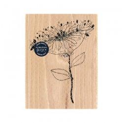 Timbro di legno Florileges Design - OMBELLE ÉPANOUIE
