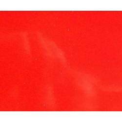 Foglio Vinile Adesivo Rosso Fuoco Opaco 30cmx30cm