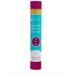 Confezione Vinile originale Silhouette Pink Glitter 305x305mm