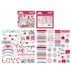 Love Notes Odds & Ends (77pcs)