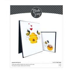 FUSTELLA MODASCRAP - BEE SWEET
