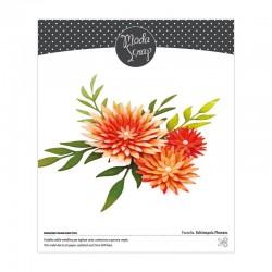 FUSTELLA MODASCRAP - ECHINOPSIS FLOWERS