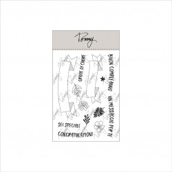 Tommy clear stamps – Banner