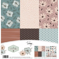 Tommy paper pack – Vintage Flowers