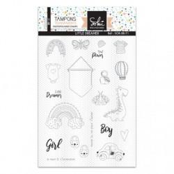 Timbri Clear Stamps Sokai - SO'BB 'Little dreamer'