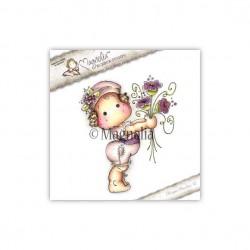 Timbro Magnolia SS16 Tilda Bringing Flowers