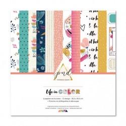 Collezione Carte PaperNova Design - Life in Color