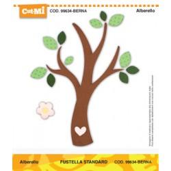 Fustella Cut-Mi Impronte D'autore Alberello