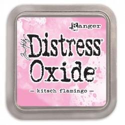 Ranger Tim Holtz distress oxide Kitsch flamingo