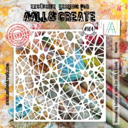 Stencil AALL and Create - 104