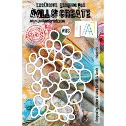 Stencil AALL and Create - 103