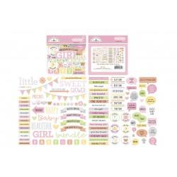 Doodlebug Design Special Bundle of Joy Chit Chat (102pz)