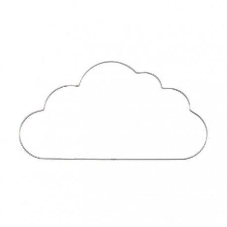 Filo di metallo a forma di Nuvola 32cm 3mm