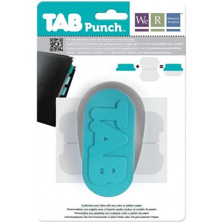 We R Memory Keepers • Tab punch