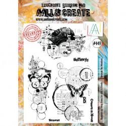 Timbri Aall & Create Stamp Set -449