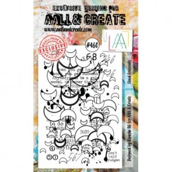 Timbri Aall & Create Stamp Set -460
