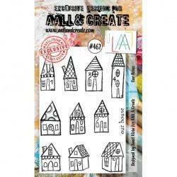 Timbri Aall & Create Stamp Set -462