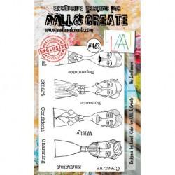 Timbri Aall & Create Stamp Set -463