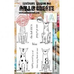 Timbri Aall & Create Stamp Set -465