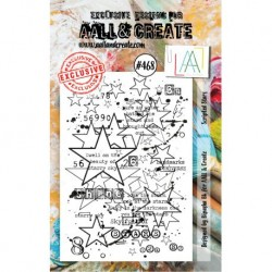 Timbri Aall & Create Stamp Set -468