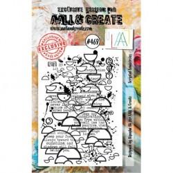 Timbri Aall & Create Stamp Set -469