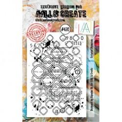 Timbri Aall & Create Stamp Set -470
