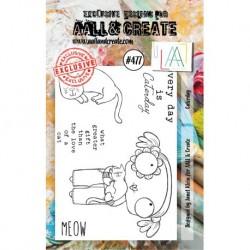 Timbri Aall & Create Stamp Set -477