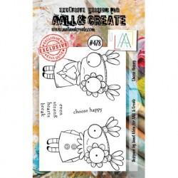Timbri Aall & Create Stamp Set -478