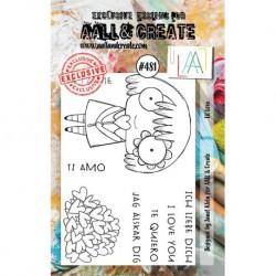 Timbri Aall & Create Stamp Set -481
