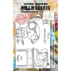 Timbri Aall & Create Stamp Set -482