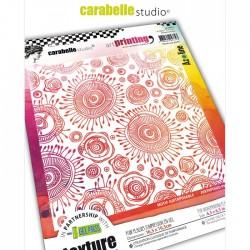 Timbro Carabelle Studio • Art Printing Ronds Aux Pistils