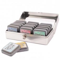 Ranger • Tim Holtz Distress ink pad Storage tin - Contenitore Latta per Ditsress ink/oxide