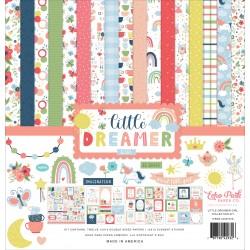 Echo Park Little Dreamer Girl Collection Kit