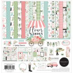 Carta Bella Flower Garden Collection Kit