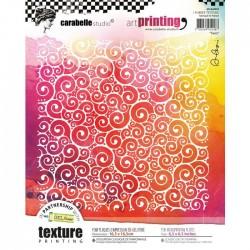 Timbro Carabelle Studio • Art printing square Stars