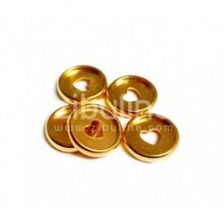 Dischi per rilegatura 24mm - Cuore Oro