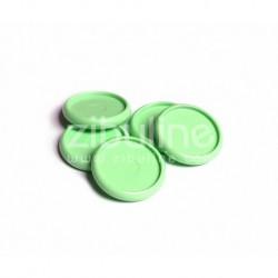 Dischi per rilegatura 30mm - Verde Menta