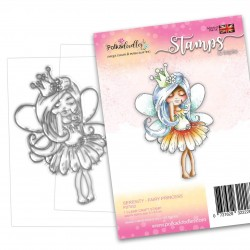 Timbro Polkadoodles - Serenity Fairy Princess