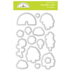 Fustella Doodlebug Design - Fairy Garden Doodle Cuts
