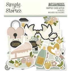 Simple Stories - Happily Ever After Bits & Pieces