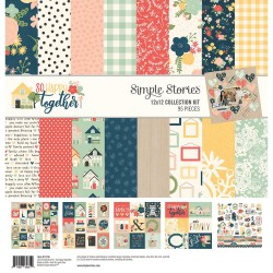 """Simple Stories - So Happy Together Collection Kit 12x12"""""""