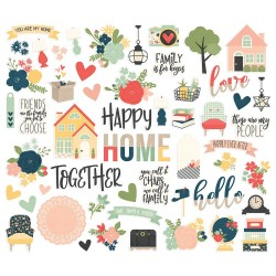 Simple Stories - So Happy Together Bits & Pieces
