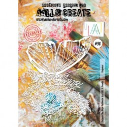 Stencil AALL and Create - 90