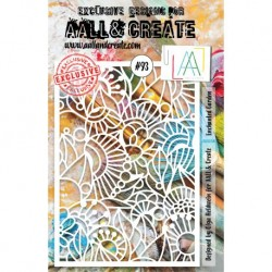 Stencil AALL and Create - 93