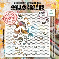 Stencil AALL and Create - 123
