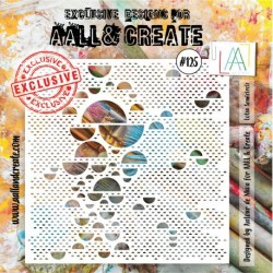 Stencil AALL and Create - 125