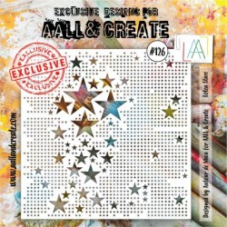 Stencil AALL and Create - 126